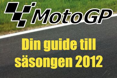 MotoGP 2012 din guide