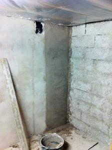 Renovering av källaren